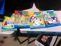 Family guy box sets