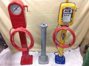 Eco air meter parts and stand