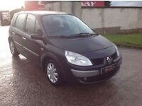 24/7 Trade sales NI Trade Prices for the public 2007 Renault scenic 1.5 DCI Dynamique black