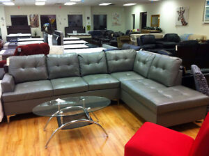 ALL SECTIONALS MARKED DOWN AT HOMETOWN FURNITURE & MATTRESS