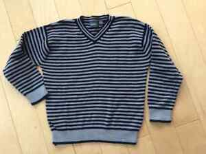 MEXX boys striped sweater size 5/6