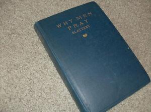 Why Men Pray Slattery-1916 London Ontario image 1
