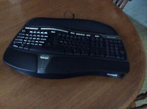 Microsoft Digital Media Pro Keyboard / Software Installation