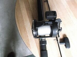 Salmon down rigging and lures Etc.