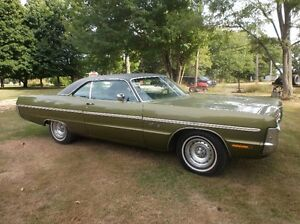 1970 Plymouth Fury lll, Two Door Hardtop
