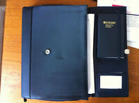 Brand New Portable Executive Business Padfolio