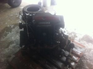 Pontiac supercharged 3800 engine