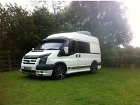 Ford transit swb semi hightop dayvan/campervan