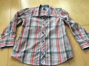 Old navy worn once size 5 dress shirt