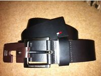 Brand new Tommy Hilfiger leather belt