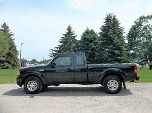 2011 Ford Ranger Sport- 4 Door Club Cab.  V6 & Automatic.  $9950
