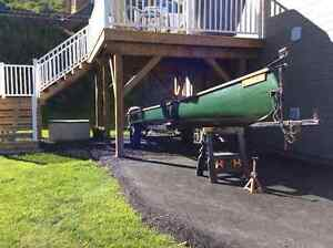 Boat, motor and trailer plus assessories