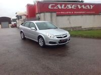 24/7 Trade sales NI Trade prices for the public 2009 Vauxhall vectra 1.8 Design motd January 18