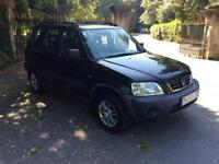 2001 X HONDA CRV 2.0 LS 5 DOOR MANUAL CHEAP