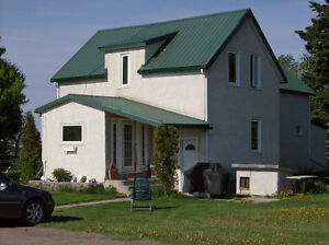 house for rent on acreage just east of Balgonie, SK
