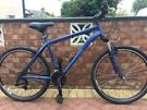 "Specialized myka mountain bike. 19"" frame size. 26"" wheels. Fully work"