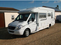 Mercedes-Benz SPRINTER 316 AUTOMATIC CDI AUTO-SLEEPER WORCESTER MOTORHOME
