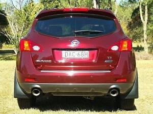 2011 Nissan Murano Wagon Parramatta Parramatta Area Preview