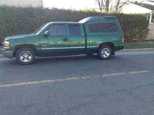 1999 Chevrolet C/K Pickup 1500 Extended cab Pickup Truck West Island Greater Montréal image 6