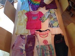 Lot de vêtements d'été 3 ans fillette