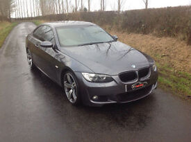 24/7 TRADE Sales NI Trade prices for the public 2007 BMW 330 D M Sport GREY MOTD FEBRUARY 17