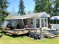 Lakefront Cottage for Sale, Longbow Lake, ON