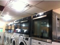 Single ovens NEW** electric graded warranty included call today or visit us -washing machines/cooker