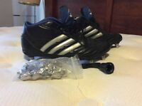 Football / rugby cleats size 7 1/2