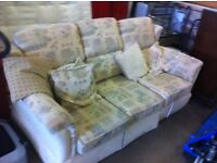 3 Seater Bed settee : Free Glasgow delivery