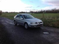 24/7 Trade sales NI Trade prices for the public 2002 Seat Leon 1.9 TDI Silver motd April 18