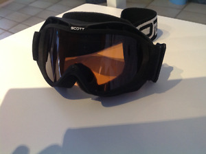 Lunette de ski junior (4-5 ans)