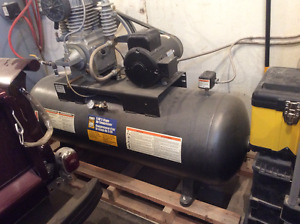 2 AWESOME BIG AIR COMPRESSORS