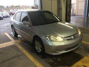 2005 Honda Civic MEC VA TRES BIEN Sedan
