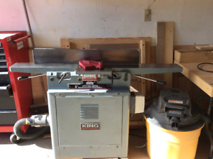 """King Industrial 6"""" Jointer"""