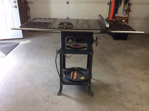9' Rockwell Beaver Table Saw