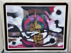 Gyula Marosan - Landscape and Abstract Oil Painting Collection London Ontario image 1