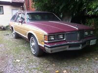 Wanted 1980-1990 GM Station Wagons to buy