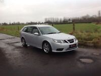 24/7 Trade sales NI Trade prices for the public 2007 Saab 9-3 1.9 TID Vectra Sport Automatic Estate