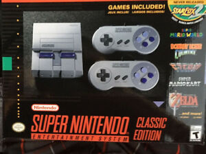 SNES Classic Edition and 2 wireless controllers hakchi/Retroarch