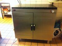 2 Door Dish Warmer