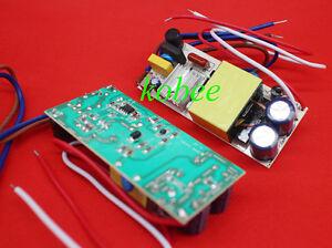 1PCS 50W Power Supply LED Driver For 50Watt High power LED Light Lamp 85-265V