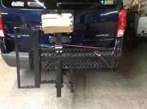 Harmar 12Volt Auto/Van/Truck Electric Lift for Mobility Scooter