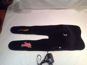 Heating pad for knee/elbow