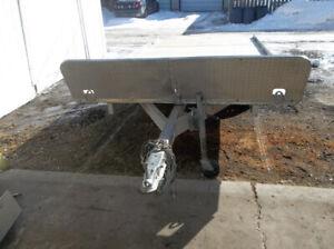 aluminum quad trailer