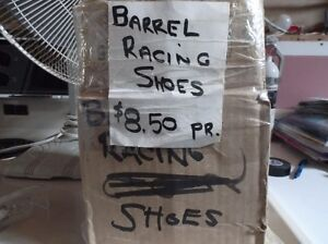 Barrell Racing Shoes