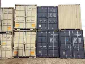 New/ 40 FT HIGH CUBE SEA CONTAINERS / Double doors