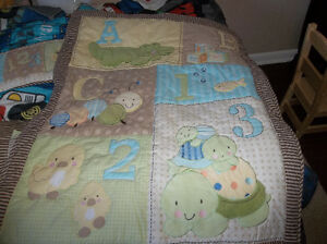 Crib bedding set for sale