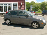 2005 FORD FOCUS ZX5 AUTO SPECIAL BEST BUY ONLY $2644.