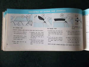 1966 Ford glove box owner's manual London Ontario image 8