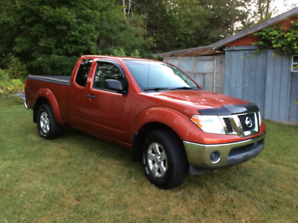 2012 Nissan Frontier SV 4x4 for sale